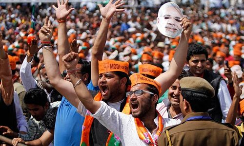 The great Indian election: it's about jobs