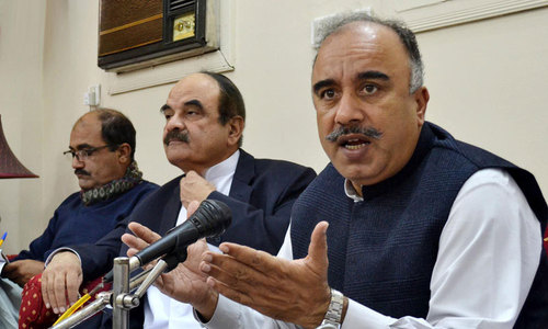 KP govt approves reshuffle in provincial cabinet