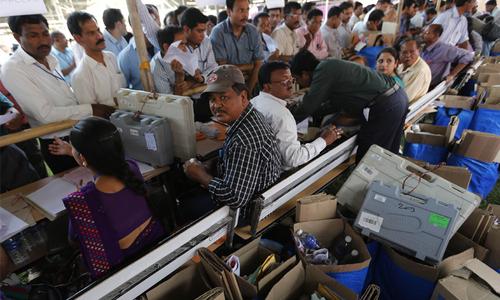 BJP, Congress trade barbs over plight of Indian Muslims