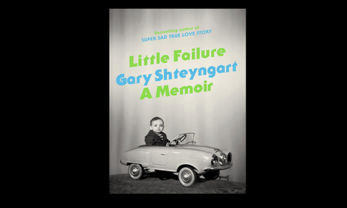 Review: Little Failure by Gary Shteyngart