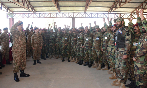 Army to preserve its dignity, says COAS