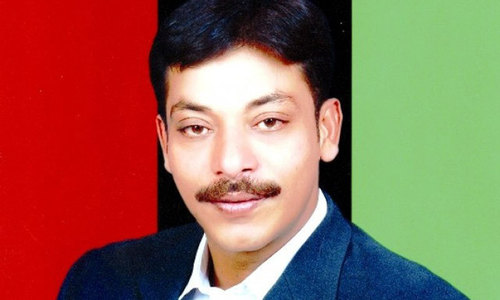 Faisal Raza Abidi resigns from Senate