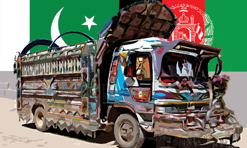 Enigmatic Pakistan-Afghanistan trade