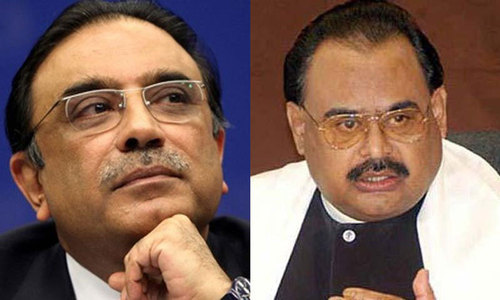 MQM, PPP likely to forge coalition in Sindh soon