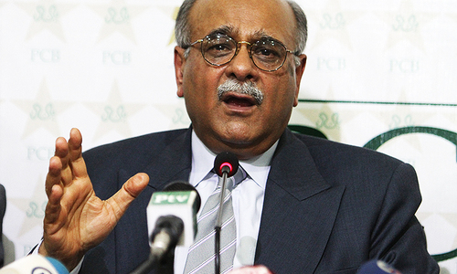 Sethi's moves defy logic as vested interests prevail at PCB