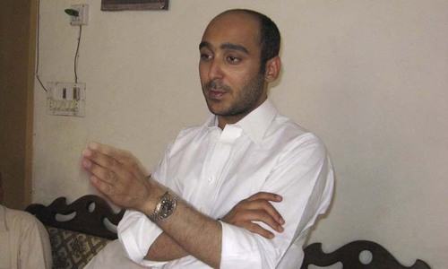 Ali Haider Gilani says his kidnappers not from TTP: Nisar