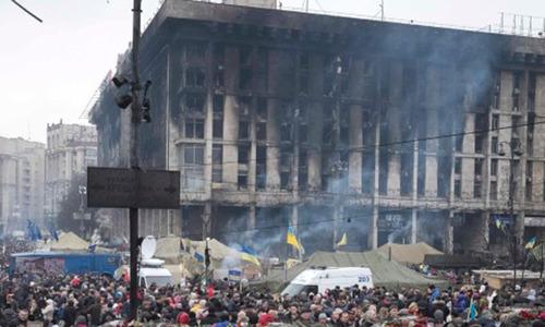 Ukraine expects Pakistan's help, says ambassador