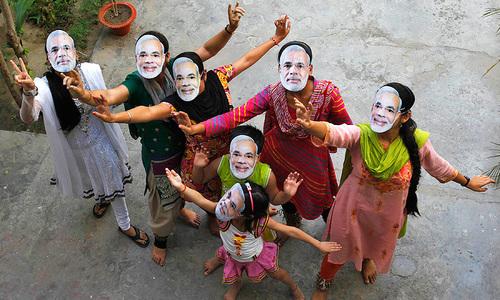 What made Modi win