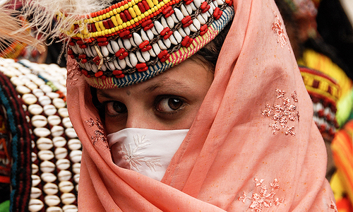 In focus: Embrace of the Kalasha
