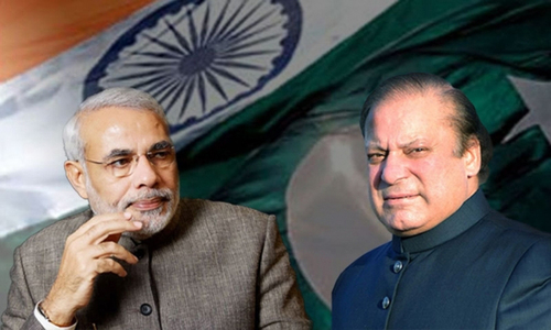 Modi invites Sharif to swearing-in
