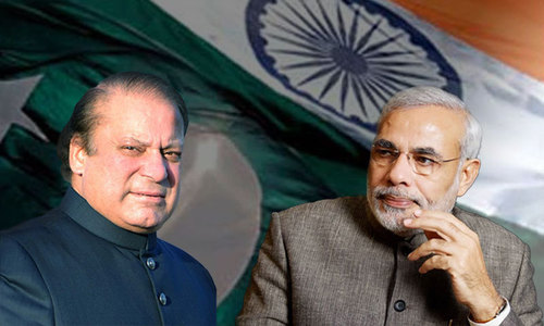 Sharif accepts Modi's invitation