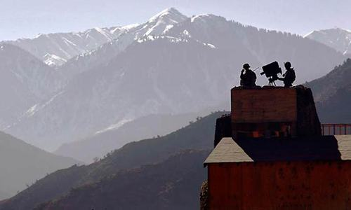 Footprints: Kargil's leftovers