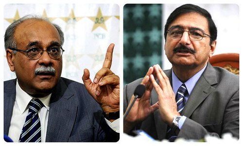 Comment: Power struggle in PCB makes Pakistan laughing stock