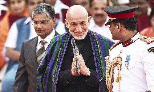 Karzai blames Lashkar-i-Taiba for Indian consulate attack