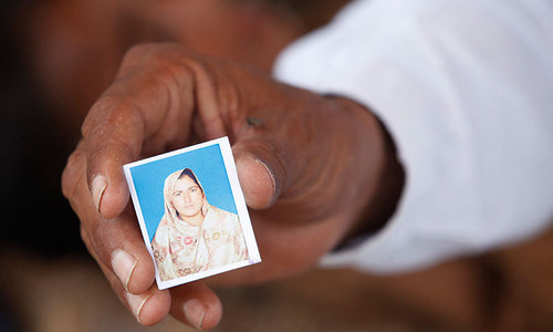 Dark tale of love and murder in Pakistan's rural heartland