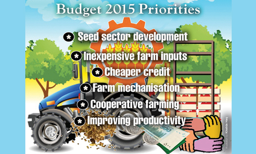 Priorities set for Punjab agri budget