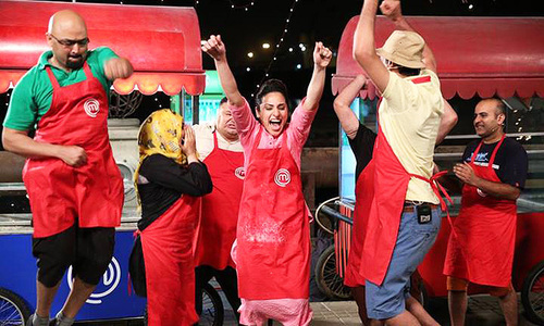MasterChef sizzles hot with foody drama