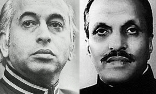 A leaf from history: A spanner in Zia's works: Bhutto bailed