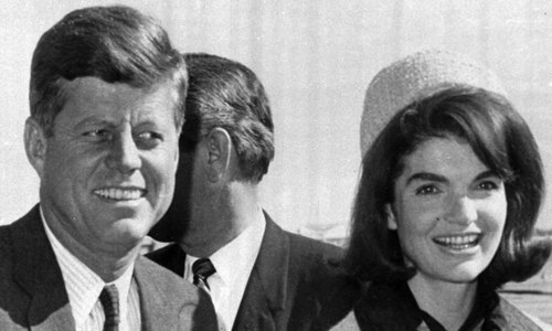 Kennedy's infidelity literally drove Jackie mad: book