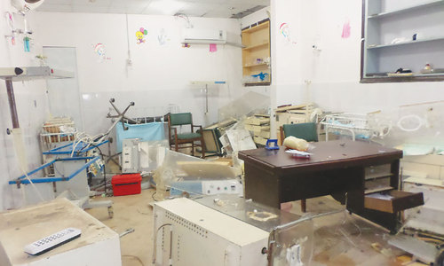Four children die mysteriously in hospital's incubators