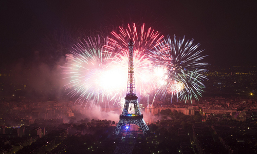 Letter from Paris: A hundred years … and still going strong