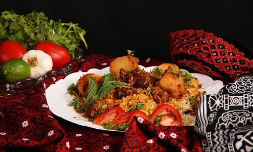 Food Stories: Sindhi Biryani