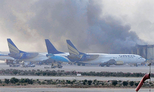 Karachi airport attack: Bid to disable aviation system thwarted
