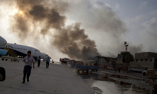 Seven bodies recovered from Karachi airport's cold-storage facility