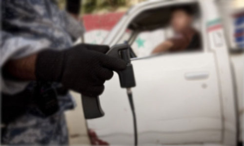 'Karachi using fake bomb detectors'