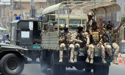 Sectarianism in Iraq — is Pakistan watching?