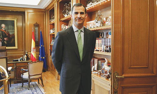 View from abroad: Will Spain's new monarch deliver?