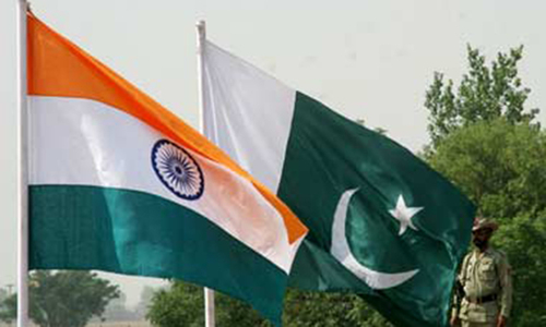 Will Islamabad's flagpole be larger than Delhi's?