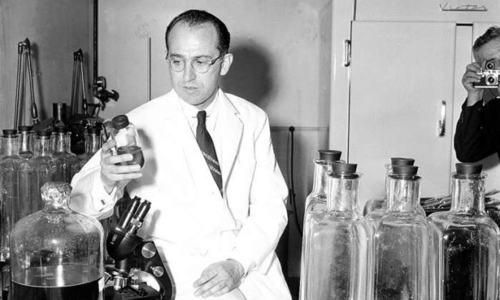 Jonas Salk — The hero we are unworthy of