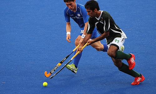 Pakistan 11th in World Hockey Rankings