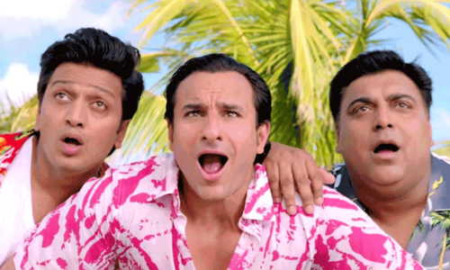 Movie Review: Hamshakals is a comedy of blunders