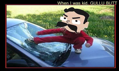 This meme incorporated Gullu
