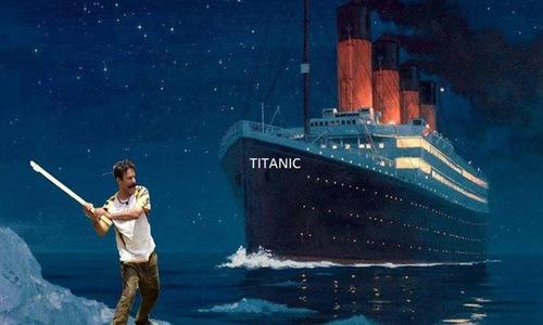Gullu vs Titanic