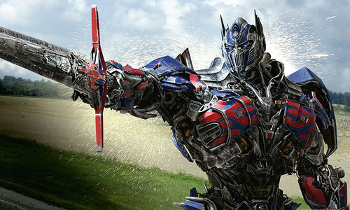 Transformers: Age of Extinction shows destruction at its peak