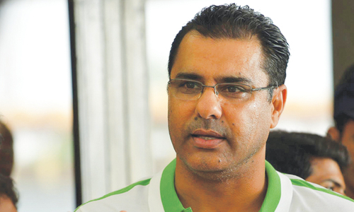 Waqar eyes aggressive approach