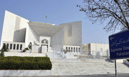 SC upset by lack of food subsidies in Balochistan