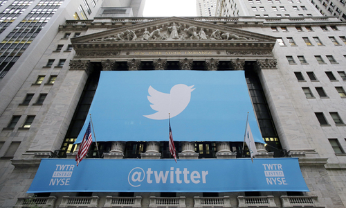 Twitter names Goldman Sachs Executive to CFO post
