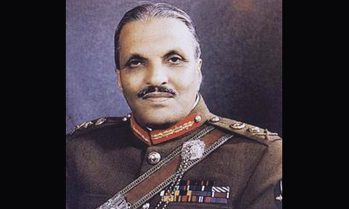 A leaf from history: Zia's martial law validated