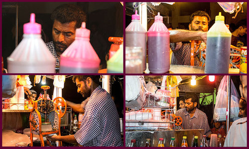 World Cup booms business for Lyari's ice-candy man