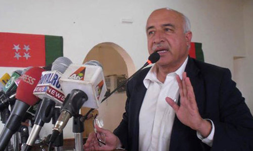 CM admits failure in attempts to placate Baloch separatists