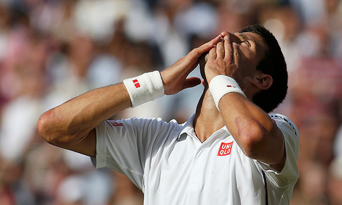Djokovic beats self-doubt, starts Federer, Nadal catch-up