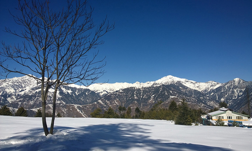 Travel Pakistan: Visiting Shogran in winter?