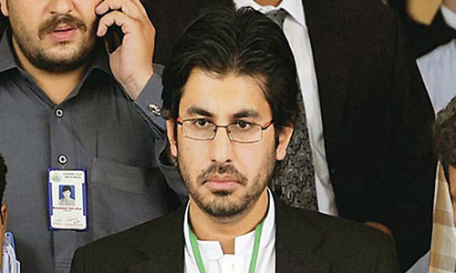 ECP will provide Imran's nomination forms to Arsalan