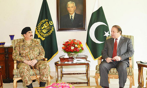 Govt-army relations improving, claims PML-N