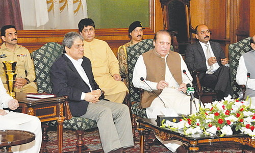 PM announces Rs15bn transport project for Karachi