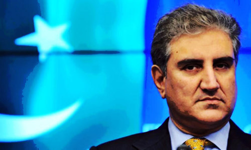 PTI wants removal of all ECP members: Qureshi